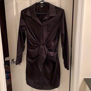 B2GOFREE 🍭VS Moda International Shirt Dress Sz4